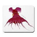Vampire Squid (Octopus) Mousepad