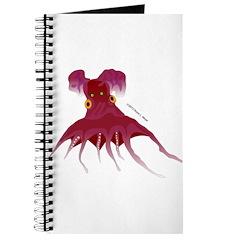 Vampire Squid (Octopus) Journal