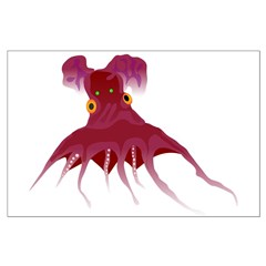 Vampire Squid (Octopus) Posters