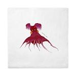 Vampire Squid (Octopus) Queen Duvet