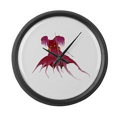 Vampire Squid (Octopus) Large Wall Clock