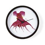 Vampire Squid (Octopus) Wall Clock
