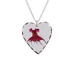 Vampire Squid (Octopus) Necklace