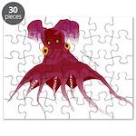 Vampire Squid (Octopus) Puzzle