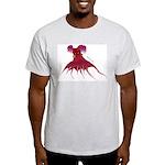 Vampire Squid (Octopus) Light T-Shirt