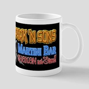 Parkinsons Park N Sons Martini Bar Shaken Mug
