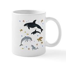 Ocean Animal Mug