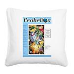 Perihelion Canvas Pillow
