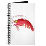 Deep Sea Red Shrimp Journal