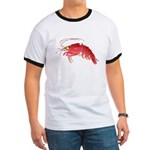 Deep Sea Red Shrimp Ringer T