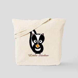 Little Stinker Baby Skunk Tote Bag