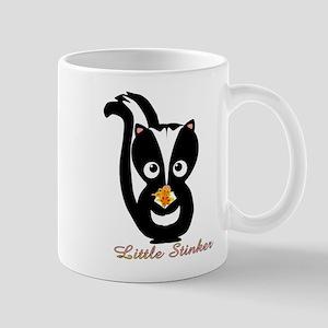 Little Stinker Baby Skunk Mug