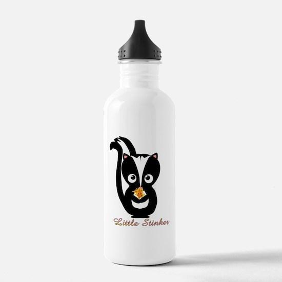 Little Stinker Baby Skunk Water Bottle