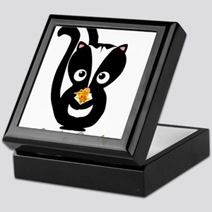 Little Stinker Baby Skunk Keepsake Box