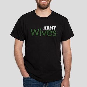 Army Wives Diamond Dark T-Shirt