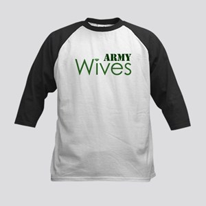 Army Wives Diamond Kids Baseball Jersey