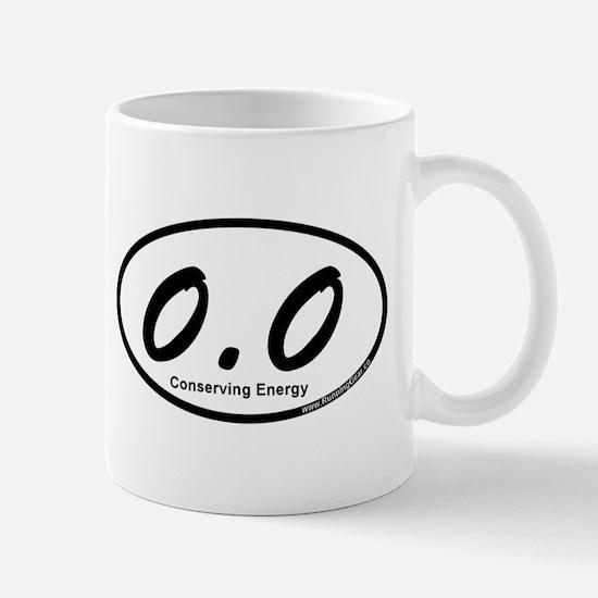 Zero Point Zero Mug