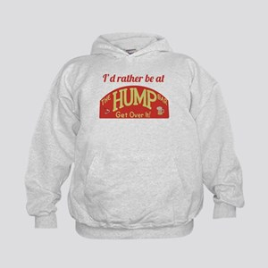 Id rather be at The Hump Bar Kids Hoodie