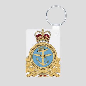CFMC emblem Aluminum Photo Keychain