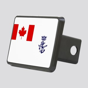 Naval Jack of Canada Rectangular Hitch Cover