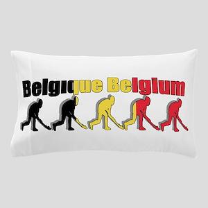 Belgium Field Hockey Pillow Case