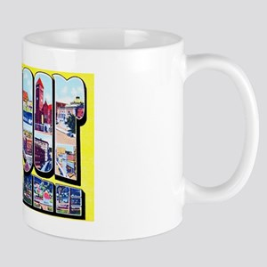 Bangor Maine Greetings Mug
