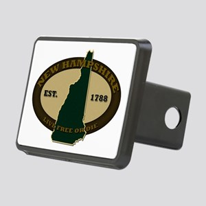 New Hampshire Est 1820 Rectangular Hitch Cover
