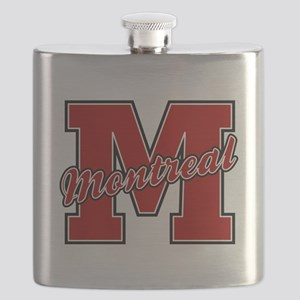 Montreal Letter Flask
