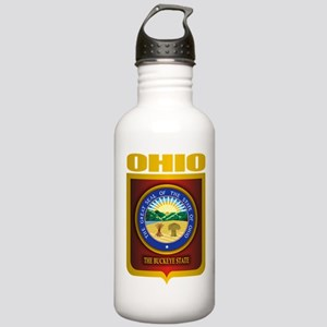 Ohio State Seal (B) Stainless Water Bottle 1.0L