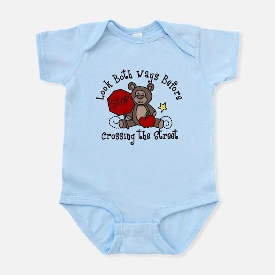 Look Both Ways Infant Bodysuit