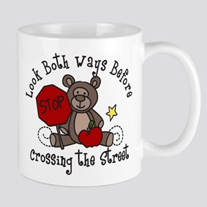 Look Both Ways Mug