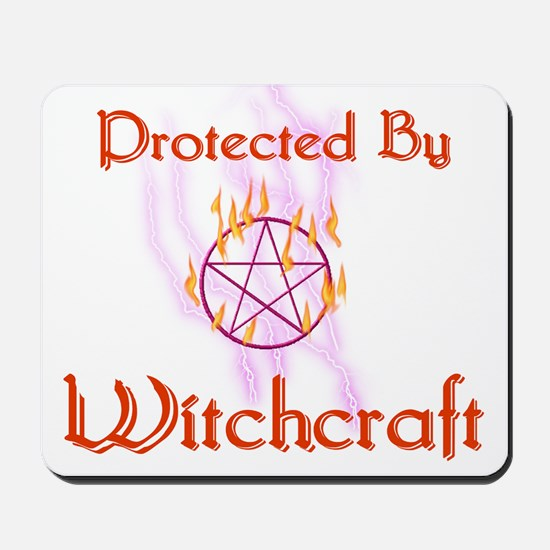 Protected By Witchcraft Mousepad