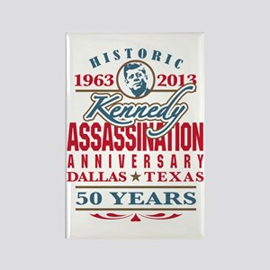 Kennedy Assassination Anniversary 2013 Rectangle M