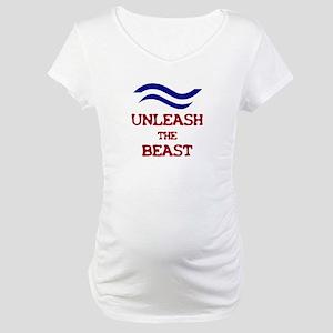 F-inn Beastly Maternity T-Shirt