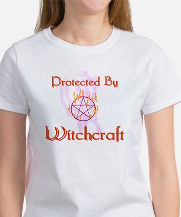 Protected By Witchcraft Women's T-Shirt