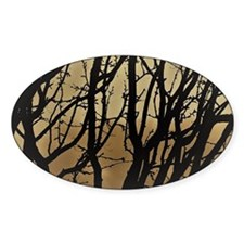 Caragana Branches Sticker
