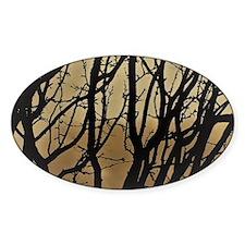 Caragana Branches Sticker
