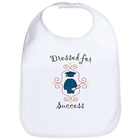 Dressed For Success Bib