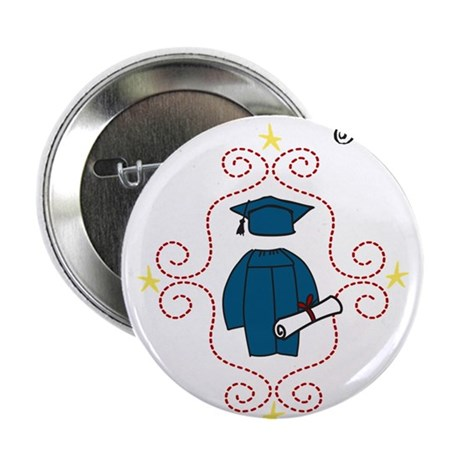 """Dressed For Success 2.25"""" Button"""