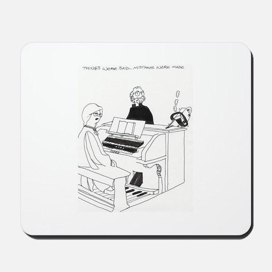 Organ Inklings Mousepad