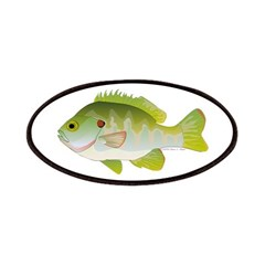 Redear Sunfish fish Patches