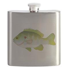 Redear Sunfish fish Flask