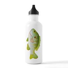 Redear Sunfish fish Water Bottle