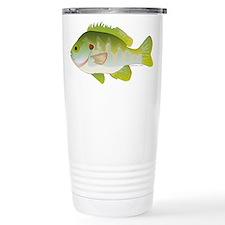 Redear Sunfish fish Stainless Steel Travel Mug