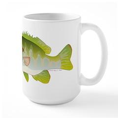 Redear Sunfish fish Large Mug