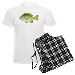 Redear Sunfish fish Men's Light Pajamas