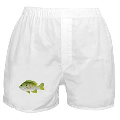 Redear Sunfish fish Boxer Shorts
