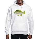 Redear Sunfish fish Hooded Sweatshirt