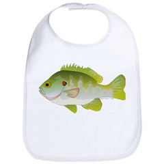 Redear Sunfish fish Bib