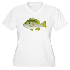 Redear Sunfish fish T-Shirt